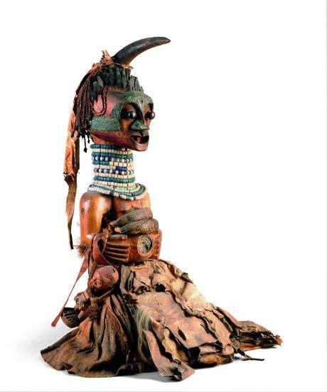 Male figure. Songye. Ethnographic Museum, Antwerp (Bart Huysmans)