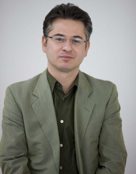 Costa Petridis, CMA curator of African Art